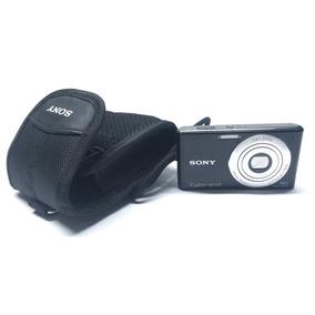 Camara Sony Cybershot 14.1 Megapixels Como Nueva Con Estuche