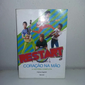 Revista Restart Coracao Na Mao