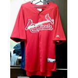 Polo Original Americano De Beisbol Mlb Nfl Nba Nhl Cardinals a8f2c40019a1c