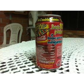 Latinha De Refrigerante Coca Estilo Ano 2004
