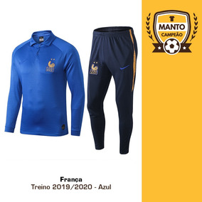 ae4131534 Conjunto Agasalho França no Mercado Livre Brasil