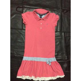 Vestido Náutica Talla 10 Niña N-lacoste Polo Hilfiger Kors 0bc426d900b8b