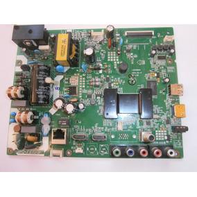Placa Principal Da Tv Semp 32l2400 Usado Não Sai De Standby