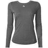 Camisa Térmica Kanxa Com Proteção Bactericida E Uv - Cinza 8e5b659ca1e64