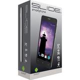 Teléfono Celular Slide Sp5023rd ,5.0 ,3g, Rojo Liberado