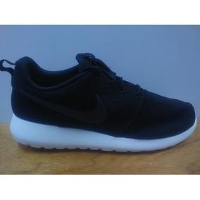 Tenis Nike Roshe One Negro Caballero