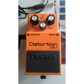 Pedal Distorsion Ds 1 Boss