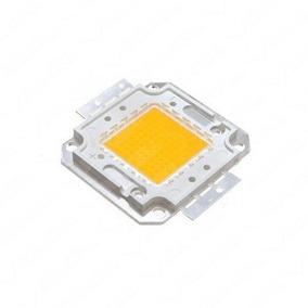 Chip Led 50w Branco Frio 6000k Refletor Holofote