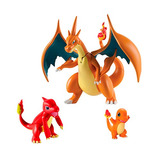 Figura Pokemon Mega Evolution Charizard Y Set