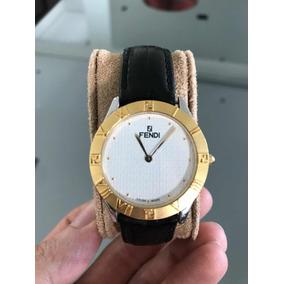 012b12ec99c Relogio Italiano Fendi Feminino - Relógios no Mercado Livre Brasil