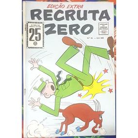 Recruta Zero, Nº 35 - Edição Extra