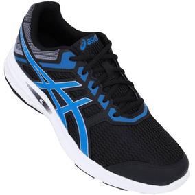 Tenis Asics Masculino Gel Excite 5a Black race Blue 1z21a 20aa570f4fa3a