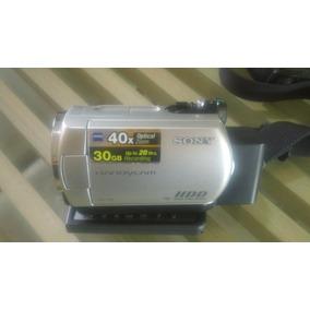 Camara Filmadora Handy Cam Sony 40x Cdr-sr42