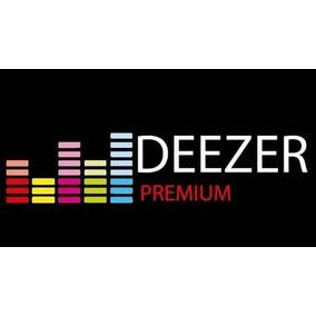 Acesso Deezer Premium 30 Dias
