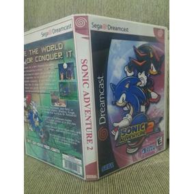 Dreamcast Jogo Sonic Adventure 2 - Patch