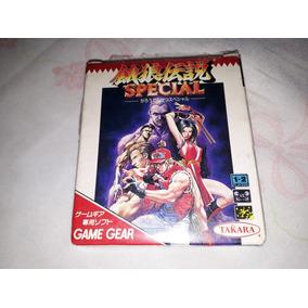 Fatal Fury Special *cib* Completo Game Gear Jp