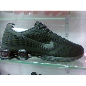 b8f5c638cb3a2f Nike Shox Todo Preto Original - Tênis no Mercado Livre Brasil