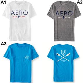 Playeras Aeropostale Y American Eagle Originales Escogelas