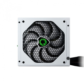 Fonte Atx Gamemax 500w Real 80 Plus Gm500 Pfc Bivolt Automat