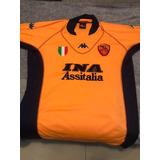 Hermosa Camiseta De La Roma Original en Mercado Libre Argentina f753a7be2bab7