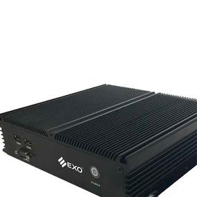 Pc Exo Industrial Itx1377 4gb Disco 500 Windows 7 Embedded