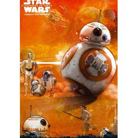 Poster Starwars Despertar Da Força