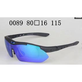 a1a9ac16c2403 Azul Fosco Perolizado De Sol Oakley - Óculos no Mercado Livre Brasil
