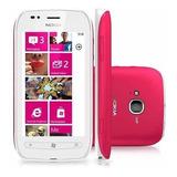 Nokia Lumia 710 - Windows Phone 7.5, 5mp, 8gb - De Vitrine
