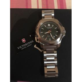Reloj Victorinox Inox Original Hombre Nuevo Con Garantía