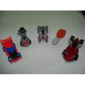 Hot Wheels Battle Force Five Fused Mc Donalds Mac