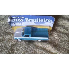 Carros Brasileiros Em Miniatura Pick-up Chevrolet