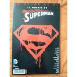 Lo Mejor De Dc Comics La Muerte De Superman Latino