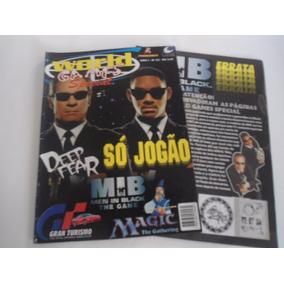 Revista World Games Special Nº 02 - Com Suplemento Errata