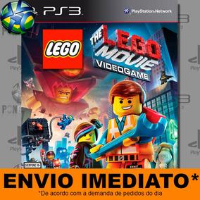 Jogo The Lego Movie - Promoção Pronta Entrega Ps3 - Cód. Psn