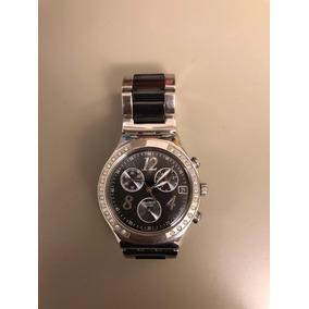 Relógio Swatch Com Cristais