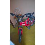 Bike Quadro Refoçado Aro 20 Cimi Nova
