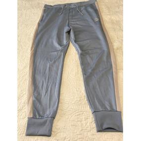Pants Invierno 2xl Azul Claro Marca Puma Tallas Extra