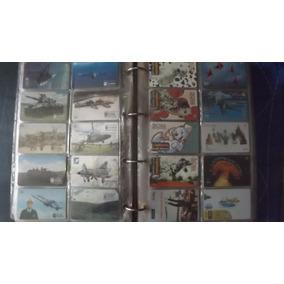 Coleção De Cartões Telefônicos Mais De 1000 Cartões