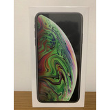 iPhone Xs Max 64gb Gold E Space Gray Lacrado Anatel + Nota