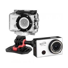 Câmera Sport Cam Newlink Wi-fi Á Prova D