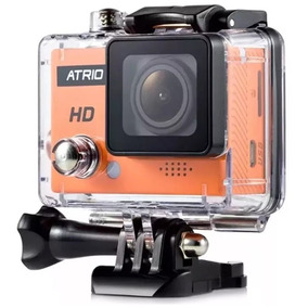 Câmera De Ação Hd C/ Tela E Todos Os Acessórios Fullsport 2