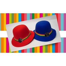 Sombrero De Fieltro Para Carnavalito - Cotillón en Mercado Libre ... 8ae2a09314c
