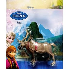 Coleccion Palacio De Hielo - Frozen - Nº 6 Sven + Libro