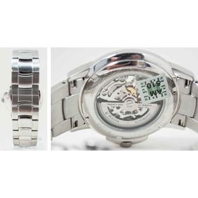 Relógio Bulova Masculino Automático Esqueleto Wb21392n