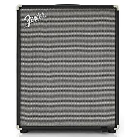 Amplificador De Bajo Fender Rumble 200 1x15 200w