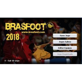 Brasfoot 2018 Aqui Comanda Um Time De Futebol Compra E Venda. R  7 99 0b55fb4eba89a