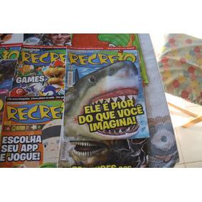 Revista Recreio Lote 13 Revistas 2012 - 2013 E 2014