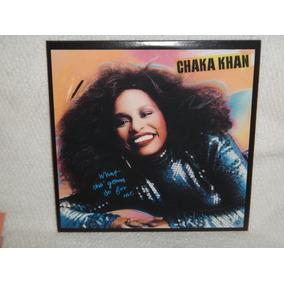 Cd - Chaka Khan - What Cha