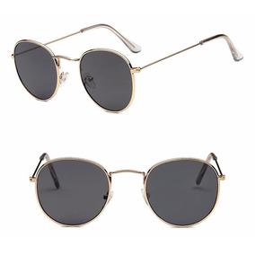 Culos Round Preto Outras Marcas - Óculos no Mercado Livre Brasil 452be2a864