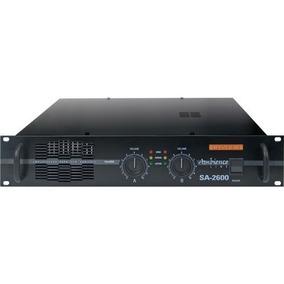Potencia Amplificador 600w Hayonic Sa-2600 Usado